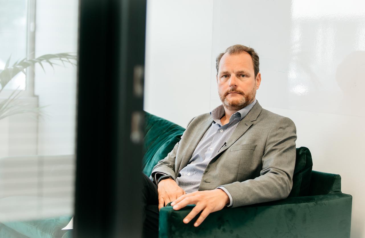 Julius Kousbroek van WePayPeople