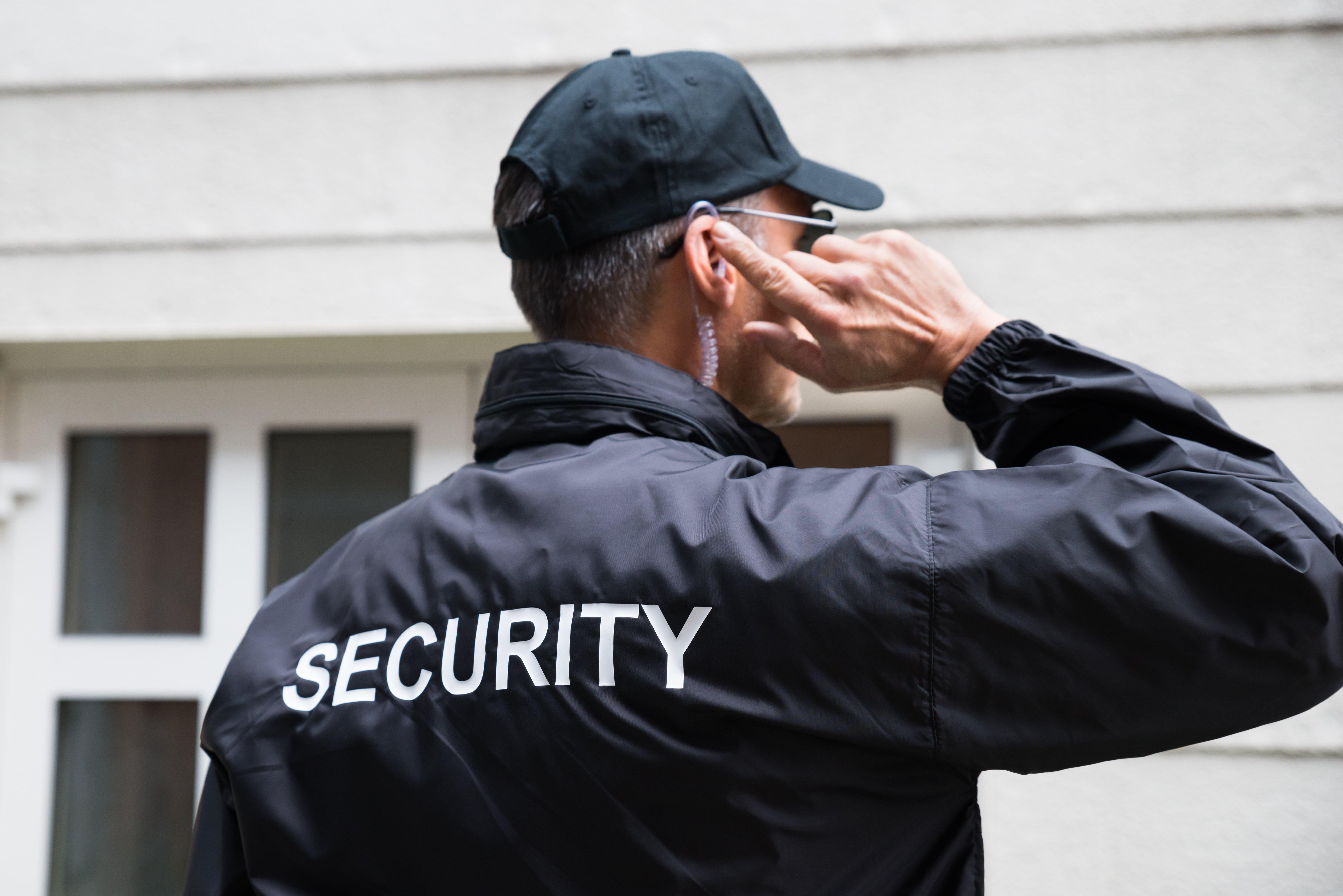 Beveiligingsbedrijf kopen